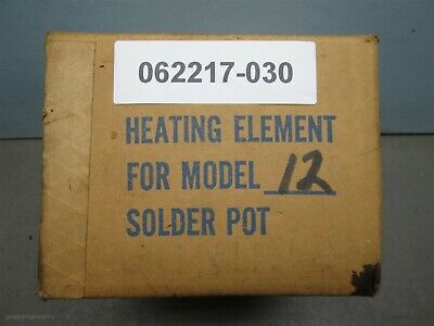 Dee Electric Model 12 Heating Element