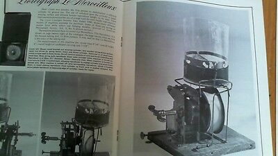 Cylinder Records/american Phonograph Journal/record Changer Zine!