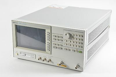 HP Agilent Keysight 4352B VCO/PLL 10MHz - 3GHz Signal Analyzer / RF Measurement