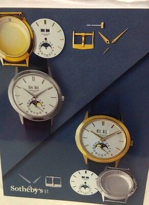 Sotheby's Important Watches December 10 , 2015 BRAND NEW - New York 345 Lots