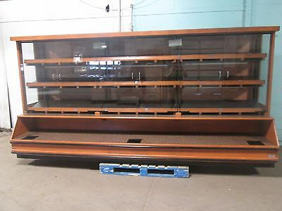 """""""cms Cbm-12"""" Hd Commercial Lighted Self-Serve 144""""w Donuts/bakery Display Case"""