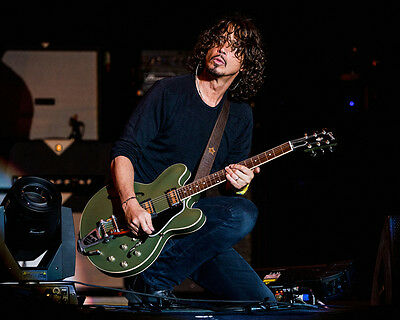 Chris Cornell 8x10 Photo R.I.P. Lab Printed Color Picture #123