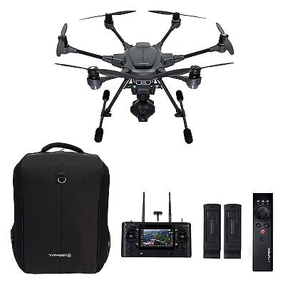 Yuneec Typhoon H Pro Quadcopter Drone intel RealSense Collision Avoidance 4K