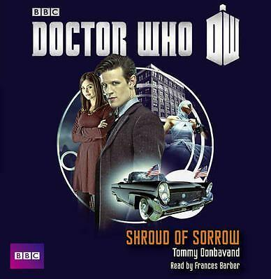 Doctor Who: Shroud of Sorrow (11th Doctor BBC Book) by Donbavand, Tommy | Audio