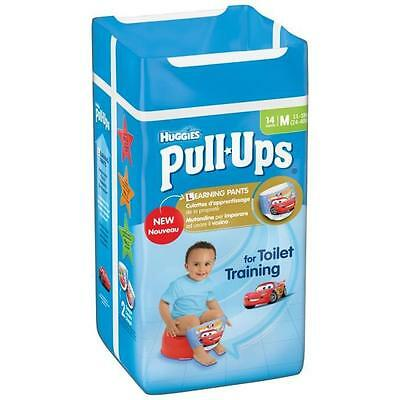 HUGGIES Pull-Ups Boy Taille 5 11-18kg x14 couches