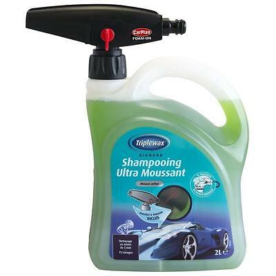 Shampooing Ultra Moussant 2L - Triplewax