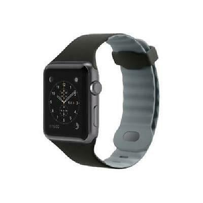 BELKIN Sport Bracelet de montre - Apple Watch -42 mm- - Noir
