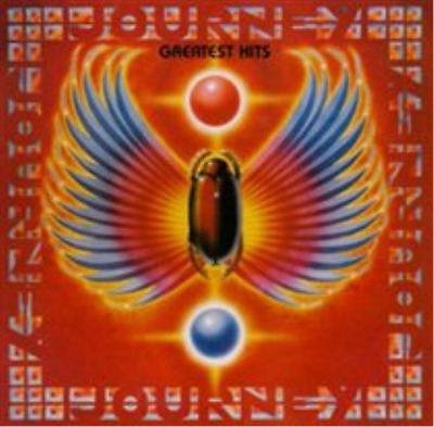 Journey-Greatest Hits  (UK IMPORT)  CD NEW