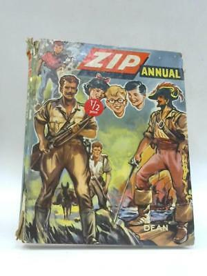 Zip Annual  Book (Various - 1958) (ID:98829)