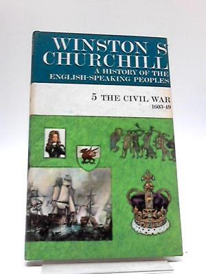 A History of the English-Speaking Peoples V Winston S. Churchill 1965 Book 21521