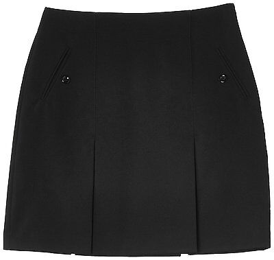 Trutex Limited - Gonna, Bambine e ragazze, Nero (Black), 54 IT (40W)