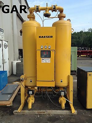 Kaeser KED1050 Regenerative Desiccant Air Dryer 74/1050SCFM 7/14kW