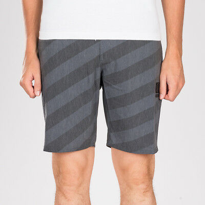 Volcom Stripey Stoney 19 Boardshort Stealth