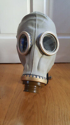 Russian GP5 GAS MASK ALL Sizes SOVIET RESPIRATOR & CANVAS BAG