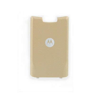 OEM Motorola KRZR K1m Standard Battery Door (Gold)