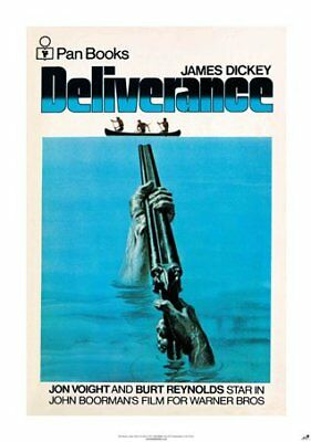 New Deliverance James Dickey Poster