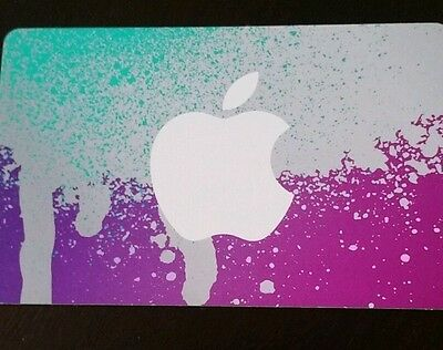 READ FIRST!! Digital $10 iTunes Gift card