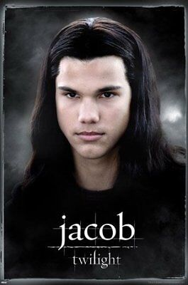 New Jacob Twilight Poster