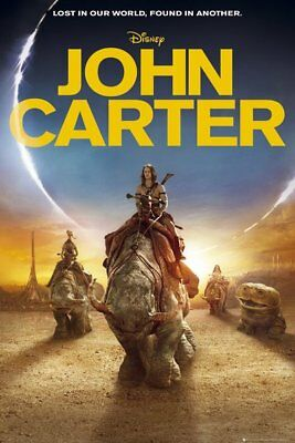 New Lost in Our World, Found in Another John Carter Maxi Poster
