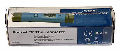 IR-67 Compact Pocket IR Infrared Thermometer -35 to 230 deg C -31 to 446 deg F