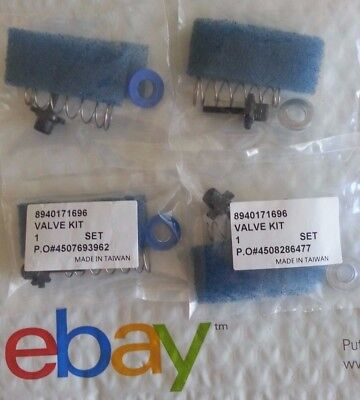 Chicago Pneumatic 7748 Cp7748 8940171696 Throttle Valve Kit