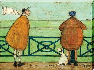 Sam Toft Print A Tubful of Good Cheer 30x40cm