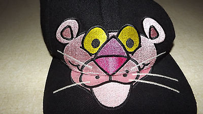 Vintage Pink Panther HAT  RARE COLOR STYLE  1993 American Needle  SEE PHOTOS