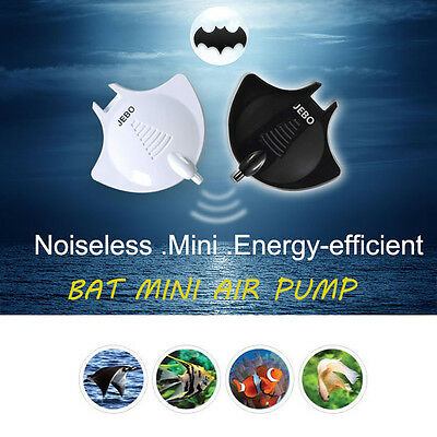 Electromagnetic Wave Ultra-quiet Air Pump Aquarium Fish Tank Oxygen Pump EU Plug