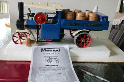 MAMOD  live steam lorry has it all execellent   ks285