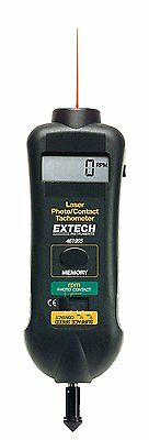 Extech Instruments 461995 Combination Photo and Contact Tachometer
