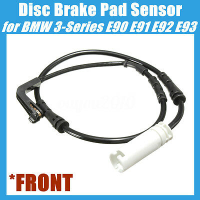 FRONT Brake Pad Wear Sensor for BMW E90 E91 E92 E93 116i 120i 323i 325i 3-Series