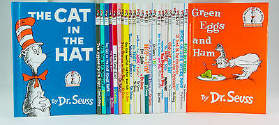 BUNDLE Lot of 25 DR. SEUSS ( Suess ) Bright Early Beginner Books + More FREE DEL