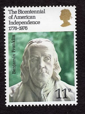 1976 Bicent American Revolution 11p SG1005 Mounted mint R35438