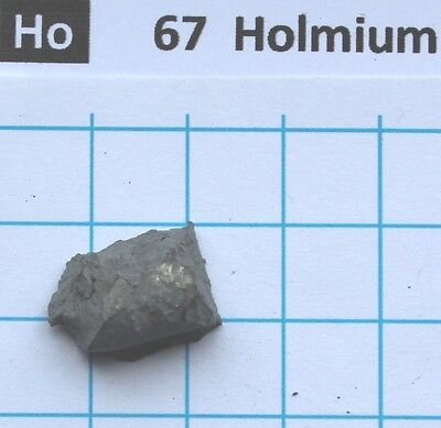 Holmium Metall #14 99,9% 8,93 gramm - Element 67