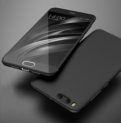 Ultrathin Soft Frosted Matte Gel Rubber Slim Skin Back Case Cover For Xiaomi Mi6