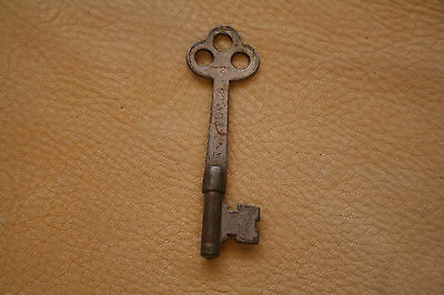 Vintage Rare collectible skeleton key T & B EDY Co. no. 2 crafts locks steampunk