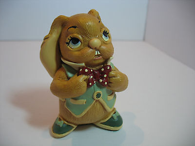 NEW Pendelfin  Cousin Beau Figurine rabbit Bunny w/ Box