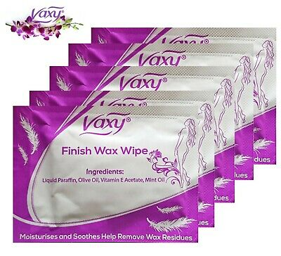 After Waxing Wipes, Body Waxing Post Wax treatment, - Free UK Mainland Delivery