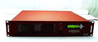 Castelle FaxPress Premier Analog 4-Line Fax Server