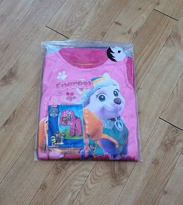 Baby Girls Nickelodeon Paw Patrol Long Sleeve Pyjamas 18-24 Mths BNIP