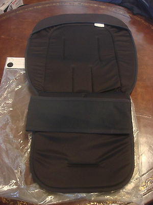 Bugaboo Universal Seat Liner - Black - Excellent Condition