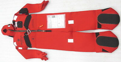 Mustang Survival Adult Insulated Immersion Suit Solas Thermal Protective Suit