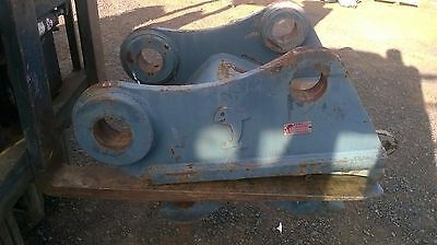 Excavator 45 Ton Volvo Quick Hitch