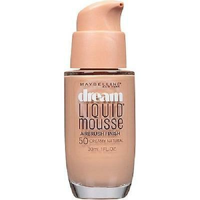 Maybelline Dream Liquid Mousse Foundation 30mL - 9 Shades Available