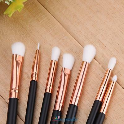 12 Professional Make Up Brush Set Foundation Brushes Wood Makeup Brushes