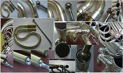 perfect repair tool - MUST HAVE - great for slides, dents -trumpet cornet etc