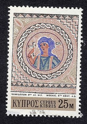 Cyprus 25m Mosaic VERY GOOD USED R21187