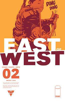 East Of West #1 2 3 4 + Set Of 21 Image Comics (2013) Red Hot! The World! Nm