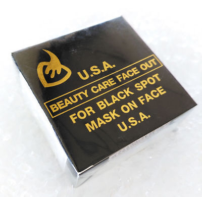 K BROTHERS SOAP U.S.A. BEAUTY CARE FACE OUT FOR BLACK SPOT MASK ON FACE 50g