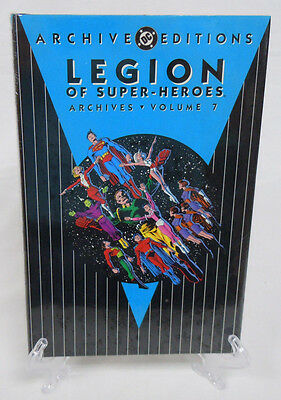 Legion of Super Heroes Volume 7 DC Comics Archive Edition HC Brand New Sealed